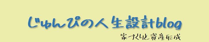 じゅんぴの人生設計blog